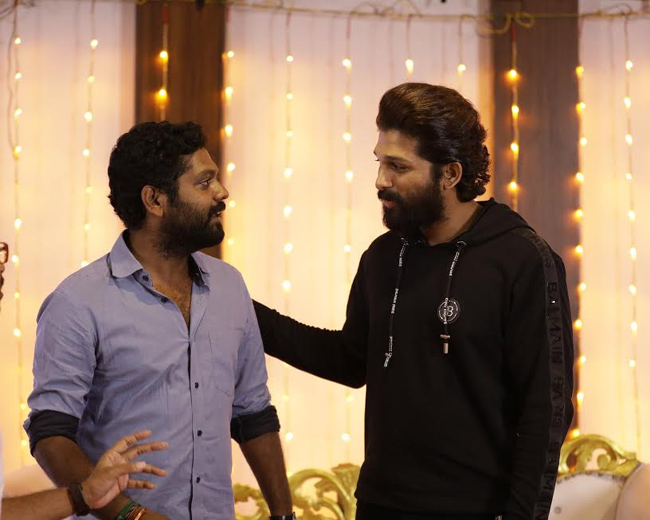 'Pushpa' Raj Getups are not as usual ..!