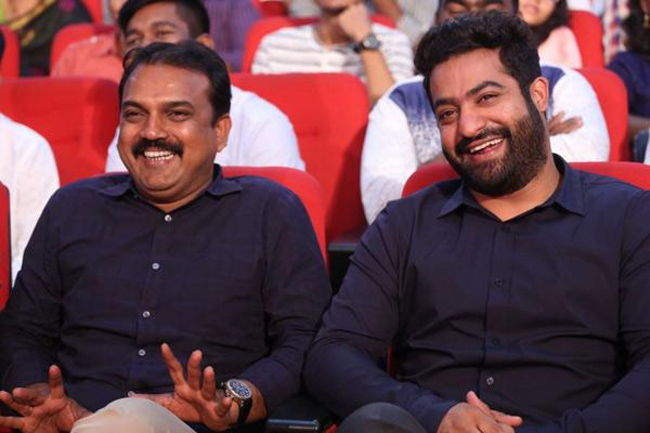 Another movie with Koratala .. NTR lineup