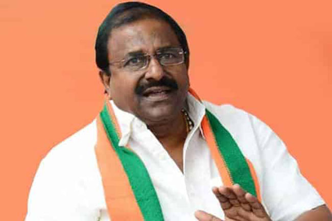 Bjp Leaders Fires On Somu Veerraju