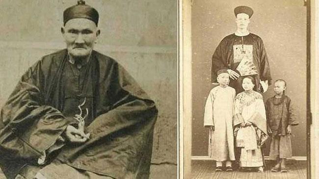 Li Ching Yuen 256 Year Old Man?