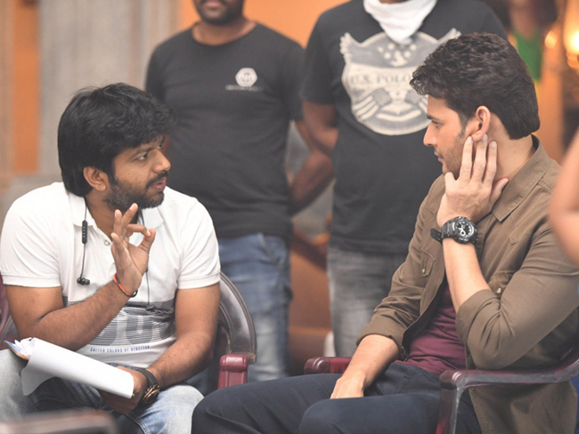 Mahesh with Anil Ravipudi again .. as expected ..!