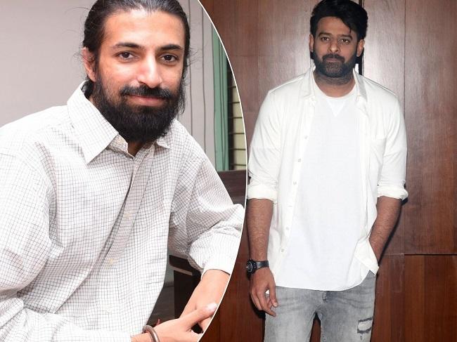 NagaAswin About Prabhas Movie