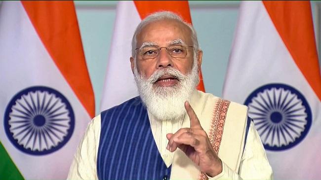 Prime Minister Modi's review on Corona