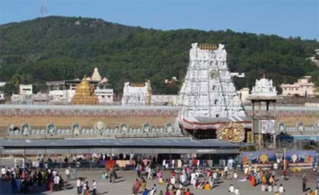Shock to Srivari devotees going to Thirumala