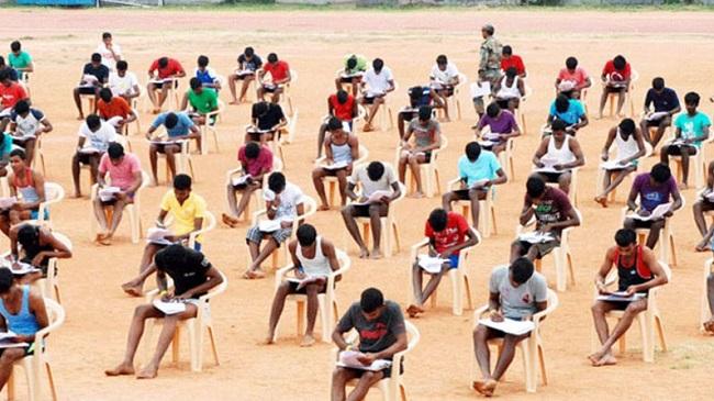 Shocking: Army Recruitment Exam Paper Leaked