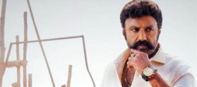 Theatrical rights for a Balayya movie