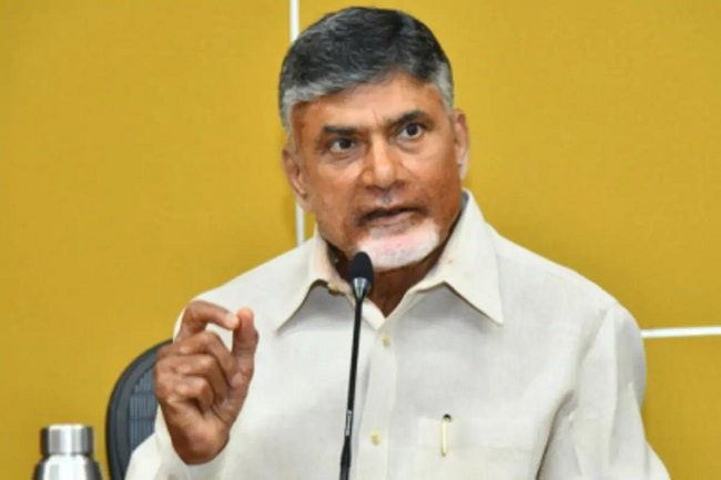 What did Babu do after the terrible defeat in Kuppam
