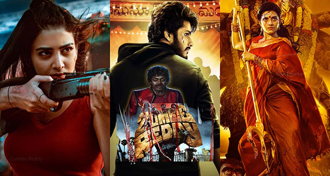 Zombie Reddy Movie Collections