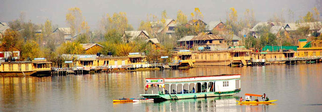 central focus on tourism in jammu and kashmir
