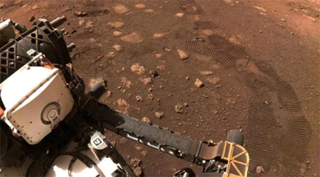 A key step in NASA Mars mission