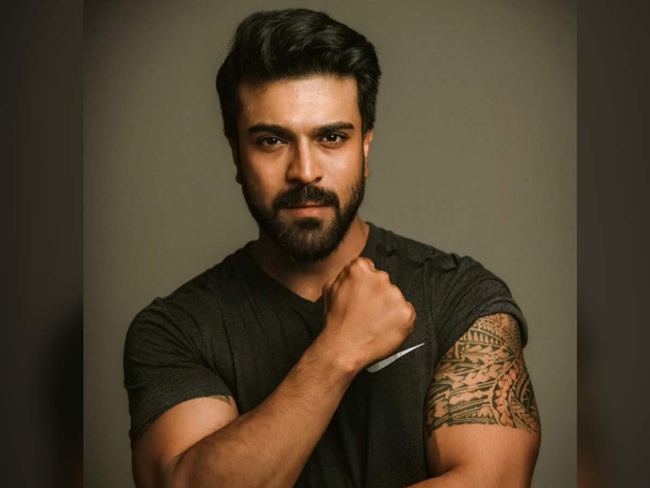 Charan to shoot again without a gap even for a week