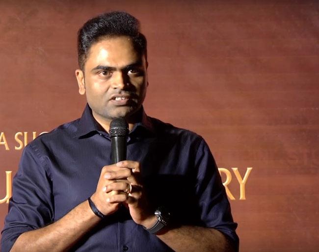 Director Vamsi Paidipalli Upcoming Movie Updates