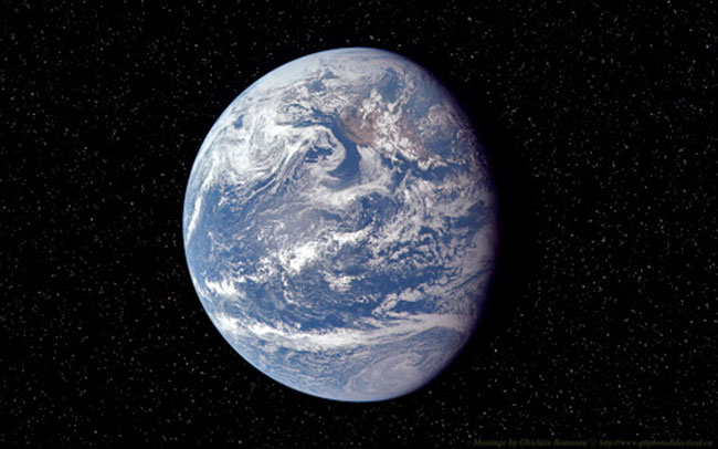 Is the earth running out of oxygen?