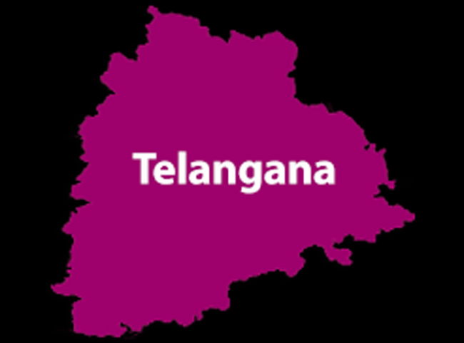 Is there a village named 'Telangana'? Where now?