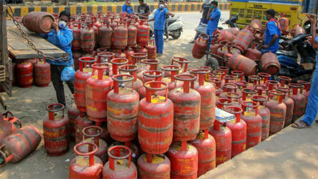 LPG gas cylinder prices hiked
