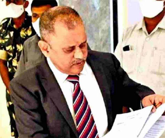 Nimmagadda made a key statement to shock the YSRCP