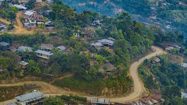 Shocking Facts About Longwa Village