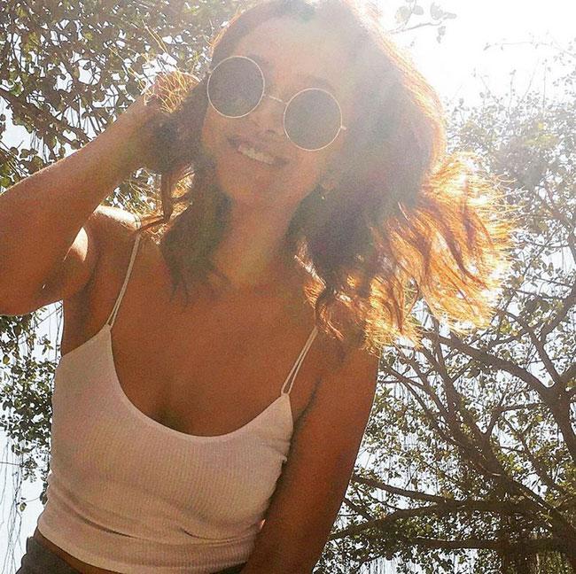 Shweta Basu Prasad Latest Stunning Pose