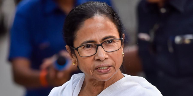 The BJP has fielded a former Canditate to compete with Didi