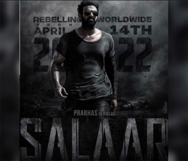 salaar release date Fixed