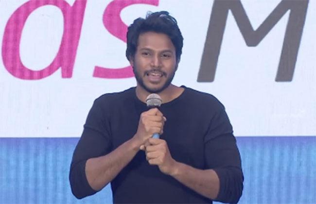 sandeep kishan Speech At A1 Express Pre Release Event