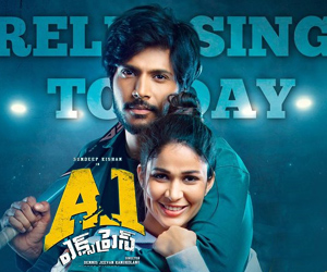 A1 Express Movie Review