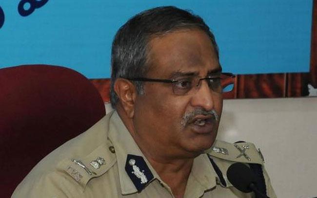AP Police Counter to AB Venkateswara Rao