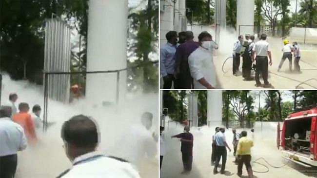 Big Breaking: Oxygen deprivation kills 22 in hospital