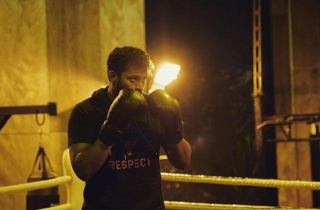 Gani ready for knockout punch