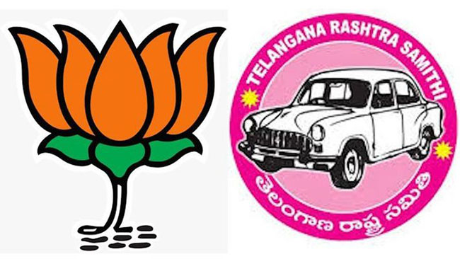 How did the BJP fall into the TRS trap?