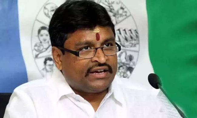 Minister Velampalli Srinivas came up with a new idea