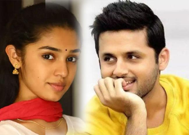 Nitin and Kriti Shetty as Puri next movie