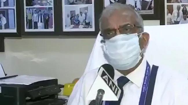 No oxygen Delhi Hospital Chief cried