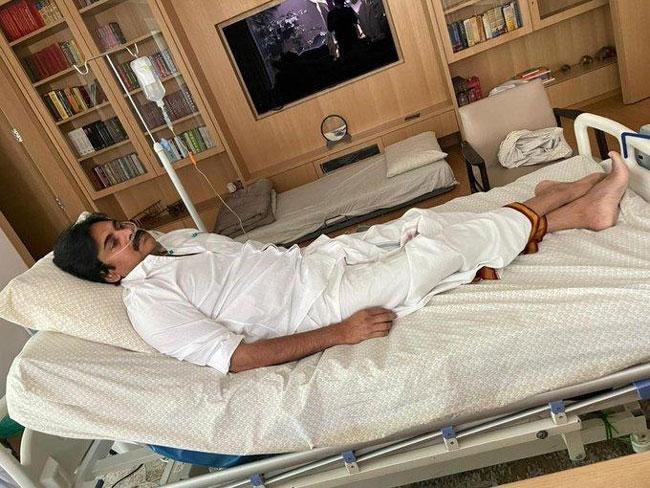 Pawan Kalyan Health Bulletin Release