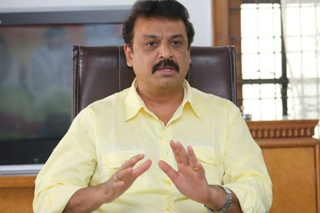 Rs 10 crore fraud .. Actor Naresh to police station!
