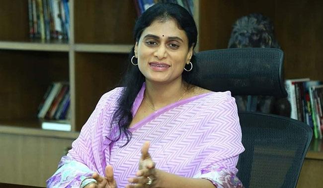 YS Sharmila Deeksha On Jobs Recruitment