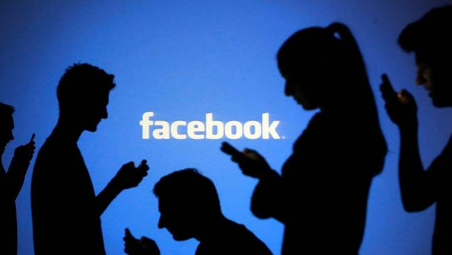 A woman committed a facebook crime