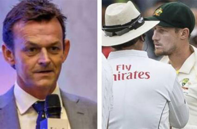 Aussie ball tampering sensational facts on screen