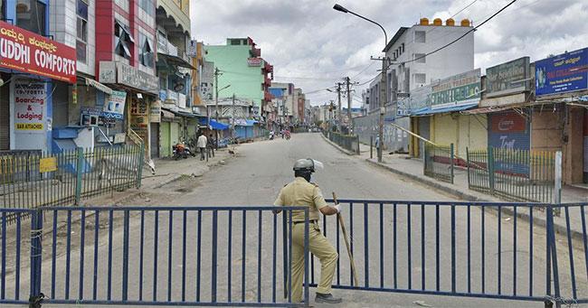 Complete lockdown again in Bihar