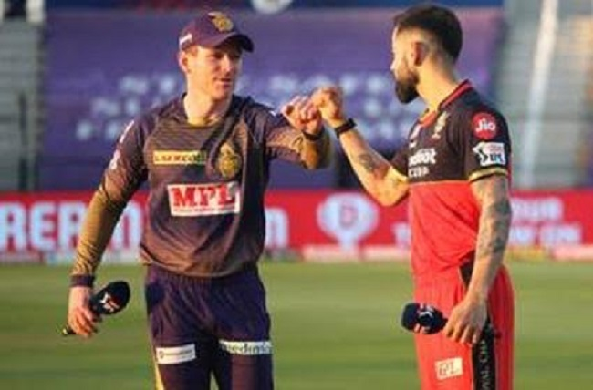 Corona blow to IPL Positive for two KKR players