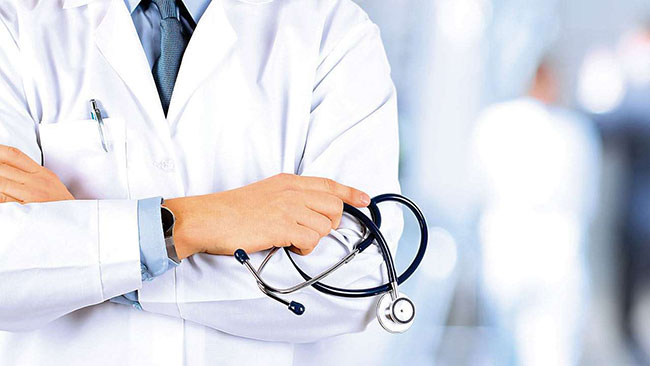 Dont trust WhatsApp and social media doctors