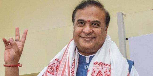 Himanta Biswa New CM of Assam