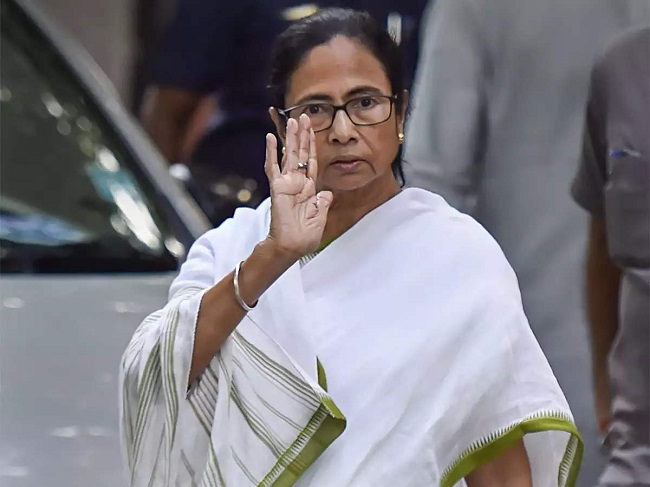 Is Mamata competing from there?