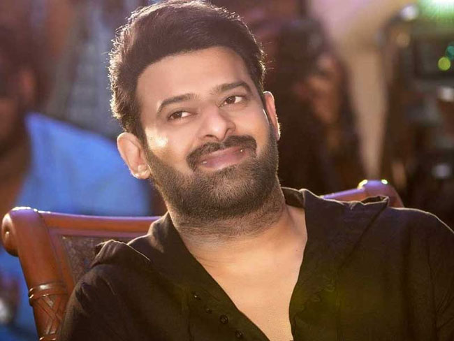 Is Prabhas playing the role of Father