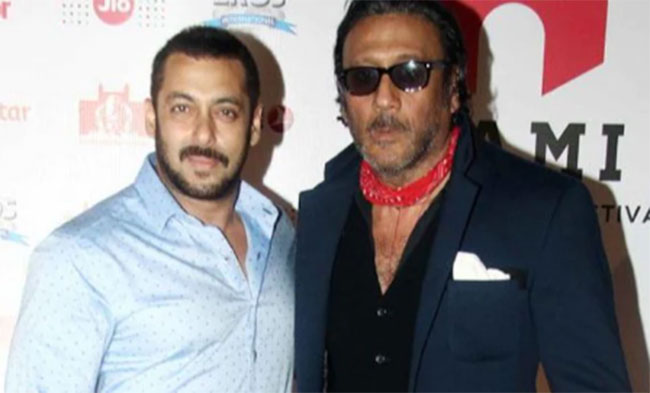Jackie Shroff Talking About Salman Khan