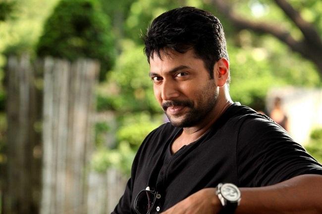 Jayam Ravi focusing on Tollywood