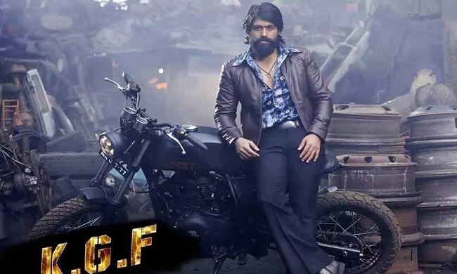 KGF sequel with two 'Item songs'