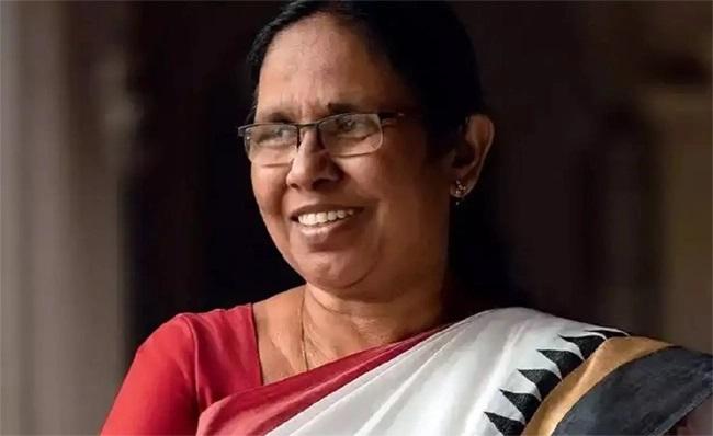 KK Shailaja, the teacher who turned history in Kerala