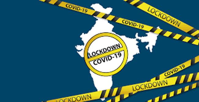 Lockdown extension to reduce corona intensity