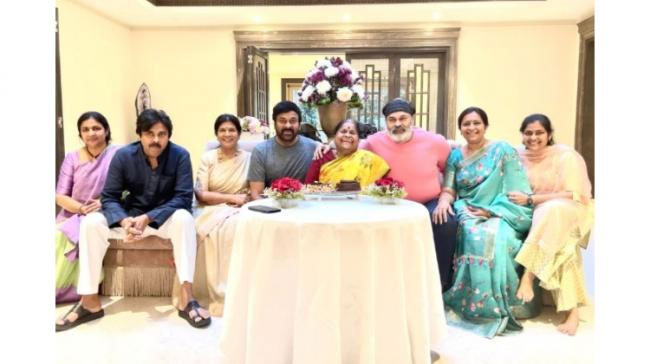 Mothers Day Celebrations of Tollywood Stars